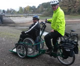 Fahrtwind inklusiv - Radfahren für Alle